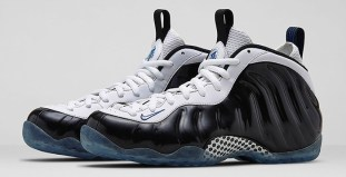 Nike Air Foamposite One Black White