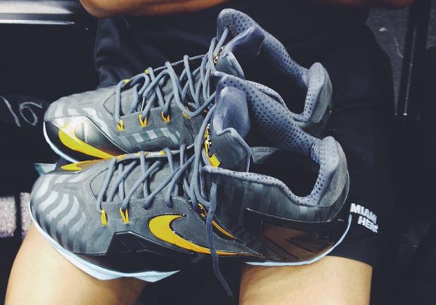 20902cc391e Nike LeBron 11 Elite
