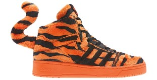 new styles 8976b 8b080 Jeremy Scott x adidas Tiger