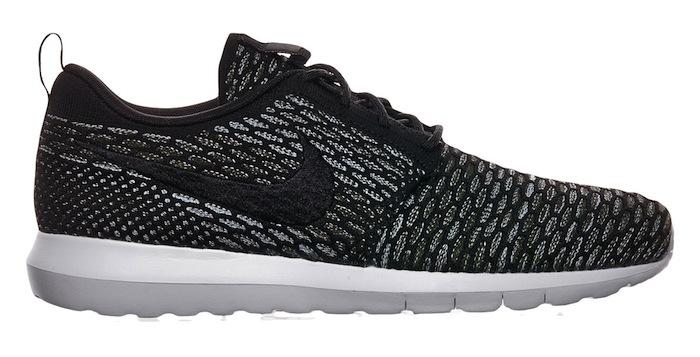 info for 0b17b 501d3 Nike Flyknit Roshe Run NM Black Black
