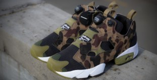 a2fe4a22089 A Bathing Ape x Mita Sneakers x Reebok Insta Pump Fury Coming Soon