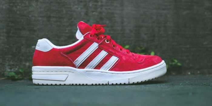 "half off e69f6 d1e29 FootPatrol x adidas Originals Edberg 86 ""Strawberries  Cream"""