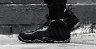 "289e0f97f18 Nike Air Foamposite One ""Triple Black"""