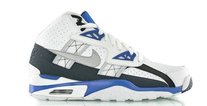 1e135cd9414 Nike Air Trainer SC High White Platinum-Hyper Cobalt