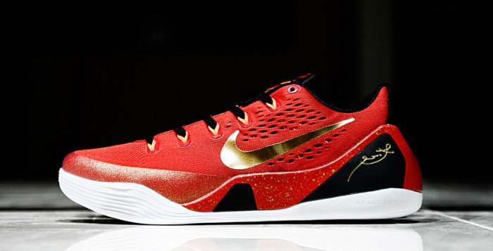 "online store b969d f5169 Nike Kobe 9 EM ""China"" Release Date"