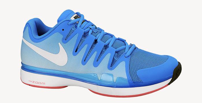 d53fdffd7a3f Nike Zoom Vapor 9.5 Tour Photo Blue Hyper Punch
