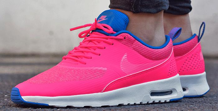 "the best attitude 6e64b f9606 Nike Air Max Thea ""Hyper Pink"""