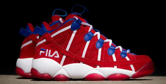"UBIQ x Packer Shoes x Fila Spaghetti ""FILAdelphia"" 