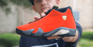 Air-Jordan-14-Ferrari-Video-Preview-Unboxing