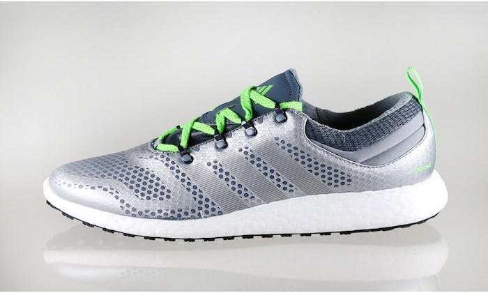 adidas Climaheat Rocket Boost GreyIron Mint Scream Green
