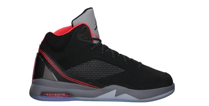 5e108ff0299 Air Jordan Future Flight Remix Black Gym Red Release Date