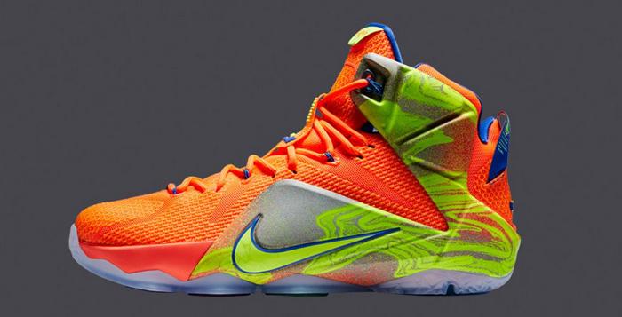 Nike LeBron 12 Meridian Release Date