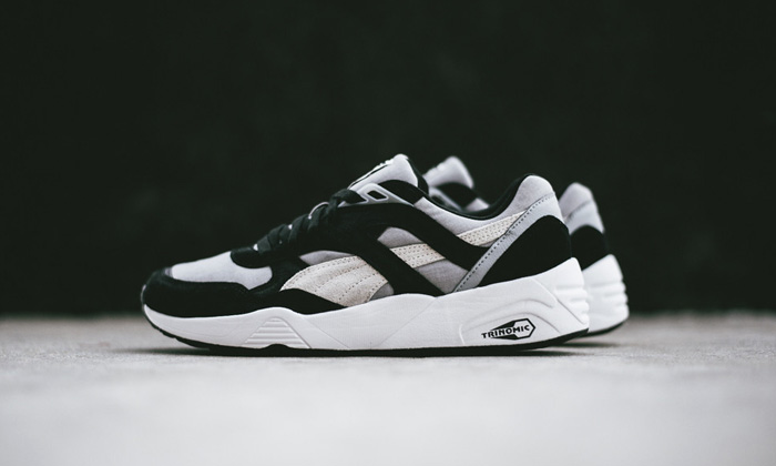 check out 879ee de81d puma trinomic block pink