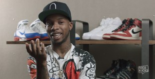 VIDEO: Tory Lanez Talks Sneakers & Personal Style