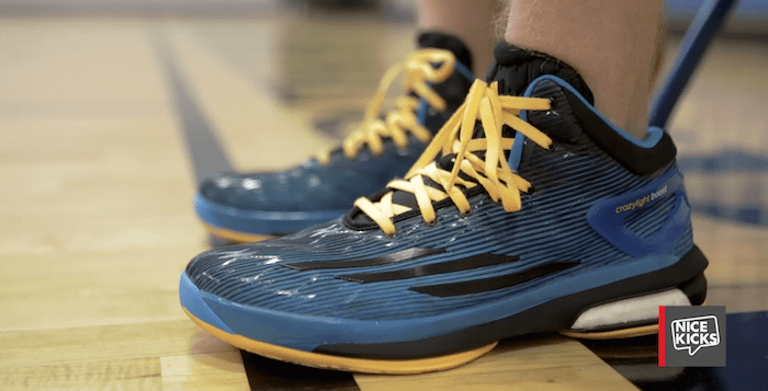 adidas crazy light boost 2014 review
