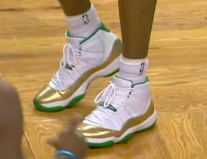 b60b0a87330 20 Athletes with Air Jordan 11 PEs | Nice Kicks