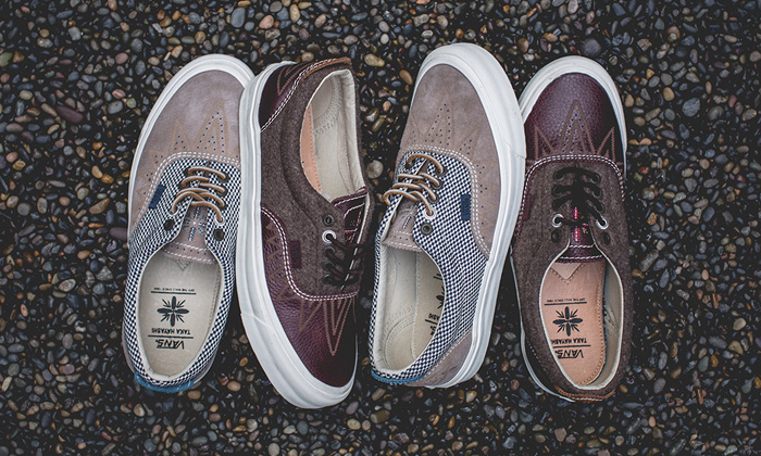 7b614d05b6 Taka Hayashi x Vans Vault Holiday 2014 Collection Another Look ...