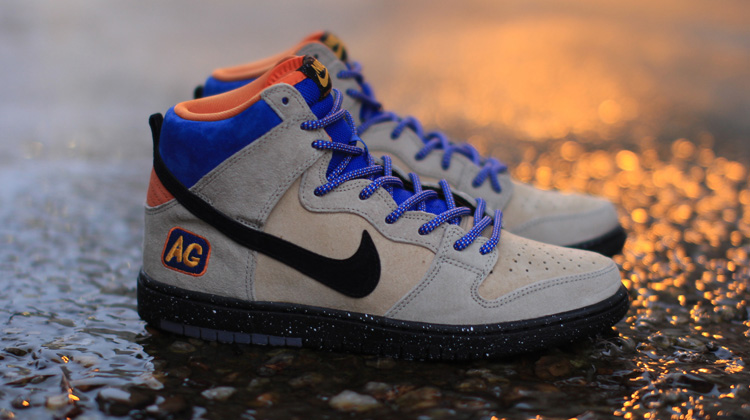 new product 889be 41e99 Acapulco Gold x Nike SB Dunk High Another Look