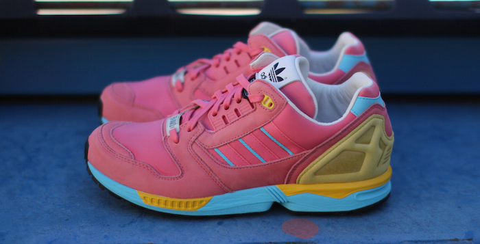 "sale retailer 6bf89 48426 adidas ZX 8000 ""Bravo"" Fall of the Wall Pack"