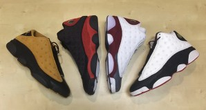 OG & Retro Air Jordan 13s up for Auction from the Nice Kicks Vault