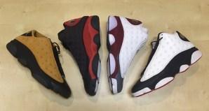 OG & Retro Air Jordan 13s up for Auction from the Nice Kicks Vault