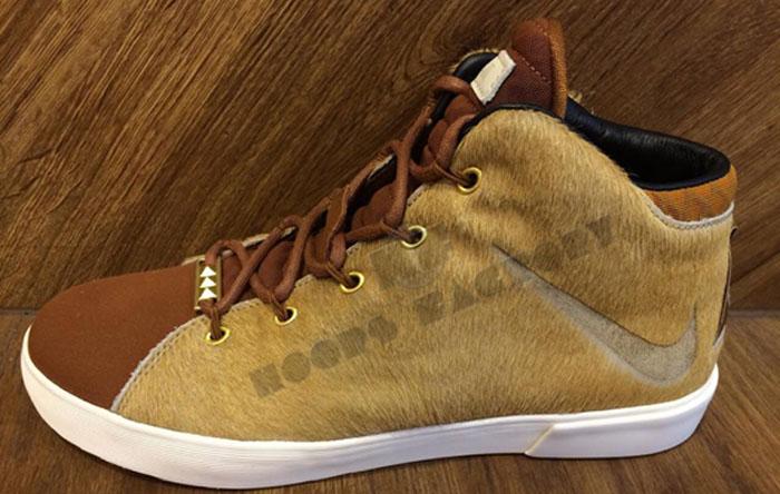 "brand new 3eff8 78694 Nike LeBron 12 NSW Lifestyle ""Lion s Mane"""