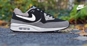 Nike Air Max Light Essential Black White Chino Flat Pewter