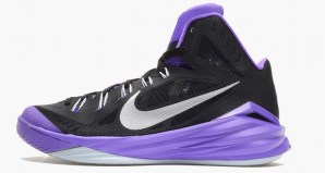 factory price 07480 f7cb7 Nike Hyperdunk 2014 Black Hyper Grape