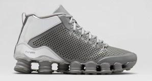 Nike Shox TLX Mid SP Silver Chrome