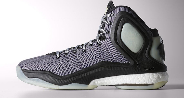 """uk availability dbb42 7493c adidas D Rose 5 """"Bad Dreams"""" Available Now"""