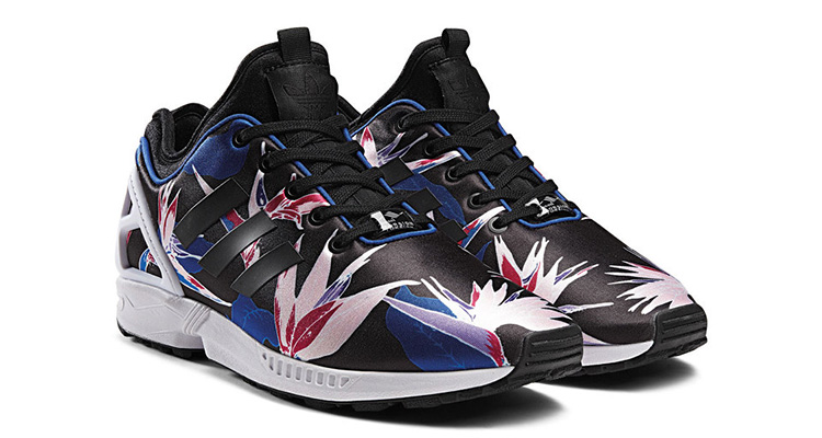 "6fe0396fa4f0 adidas ZX Flux NPS ""Neoprene Graphic"" Collection. Dec 31"
