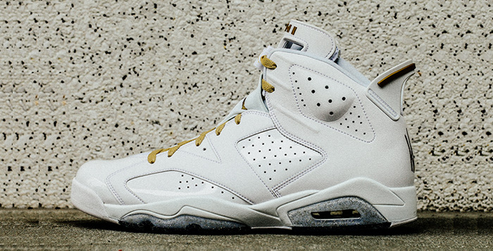 Air Jordan 6 The Claw PE