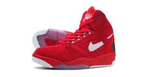 super popular 33da0 0f975 Nike Air Flight Lite High University Red