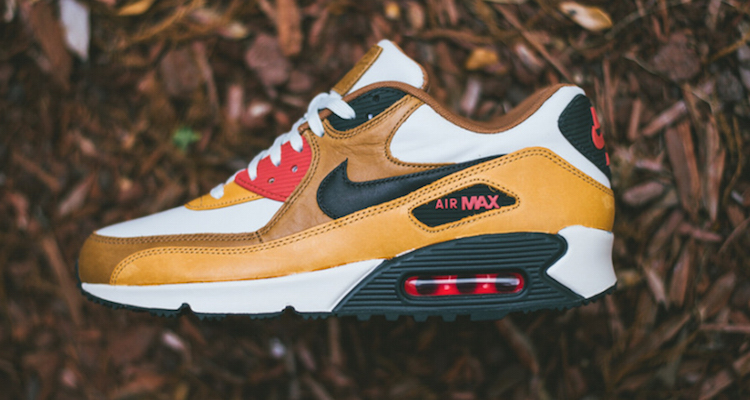 """the latest 64430 6578f Nike Air Max 90 """"Escape"""" Another Look"""