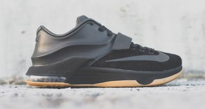 Nike KD 7 EXT Black Suede Another Look