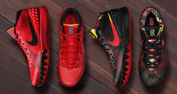 a7ee627b41e Nike Unveils Nike KYRIE 1 Kyrie Irving s First Signature Shoe