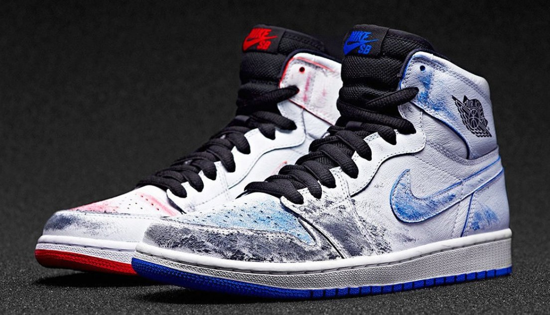 outlet store 74b5f 3a6aa This Air Jordan 1 Collab Launched 5 Years Ago Today   Nice Kicks