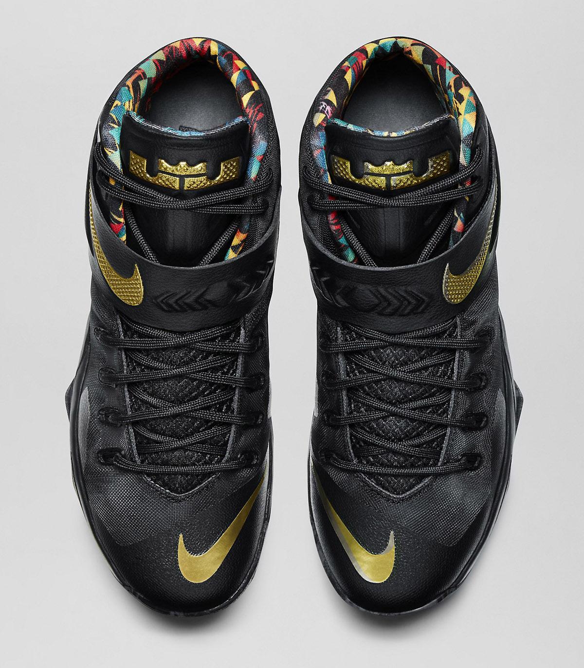 """Watch The Throne"" Nike Zoom LeBron Soldier VIII Premium"