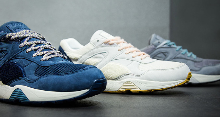 super populaire feaff b75c5 BWGH x PUMA R698 Collection | Nice Kicks