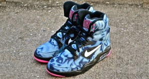 Nike Air Command Force Acid Wash Coming Soon