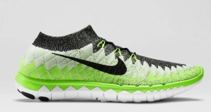 Nike Free 3.0 Flyknit Electric Green