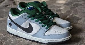 15b681ab82b Nike SB Dunk Low Pro Gorge Green Dove Grey