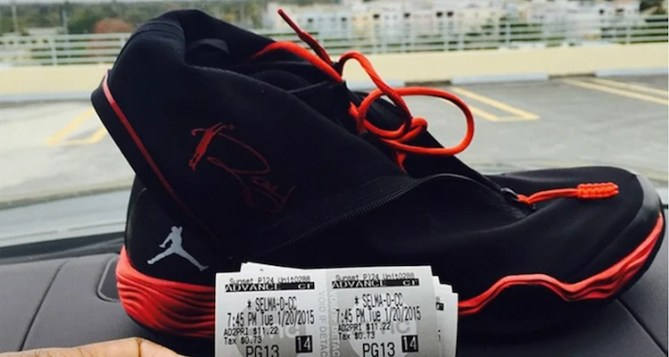 Ray Allen Is Giving Away a Pair of Air Jordan XX9 PEs