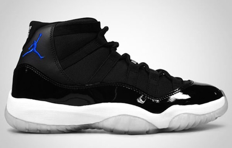 "reputable site 6e762 11dbc History of Holiday Air Jordan 11 Releases Air Jordan 11 ""Space Jam"" 2009"