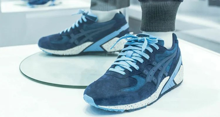 official photos 4c28f 7c341 An In-Depth Look at the Ronnie Fieg x ASICS Gel Sight