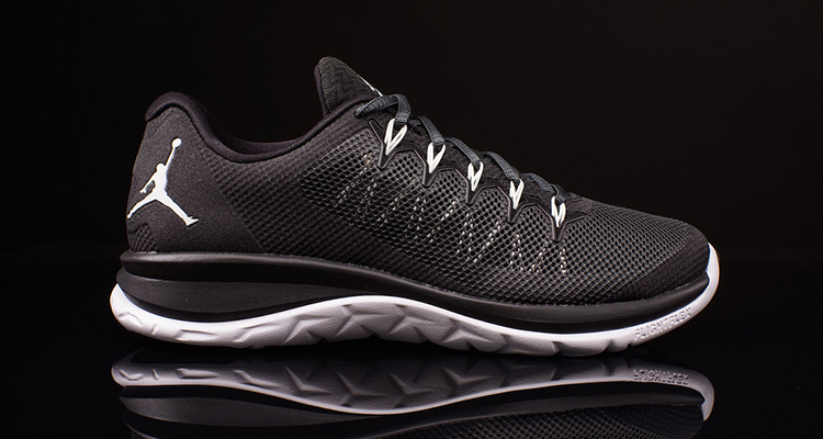6df2f3a7deb9 Jordan Flight Runner 2 Black White-Anthracite