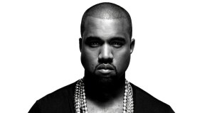 Kanye West throws shade towards Nike at Nike sponsored event