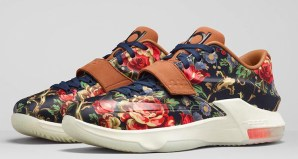 Nike KD 7 EXT Floral Official Images