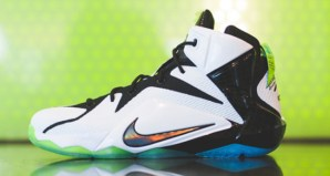 "timeless design ba583 289f6 Nike LeBron 12 ""All-Star"" Another Look"