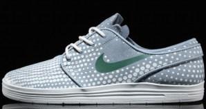 pretty nice e0b46 13368 Nike SB Lunar Stefan Janoski Dove Grey Gorge Green